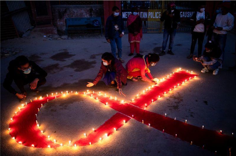 当世界艾滋病日遇上新冠大流行